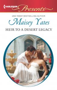 heir desert legacy - m yates